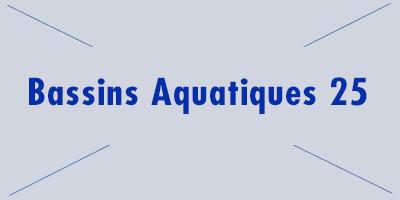 Bassins Aquatiques 25
